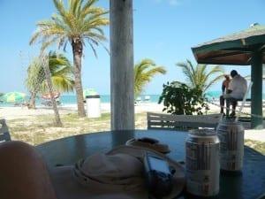 Beber con vistas Antigua y Barbuda