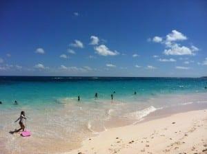 Bermudas Océano Mar
