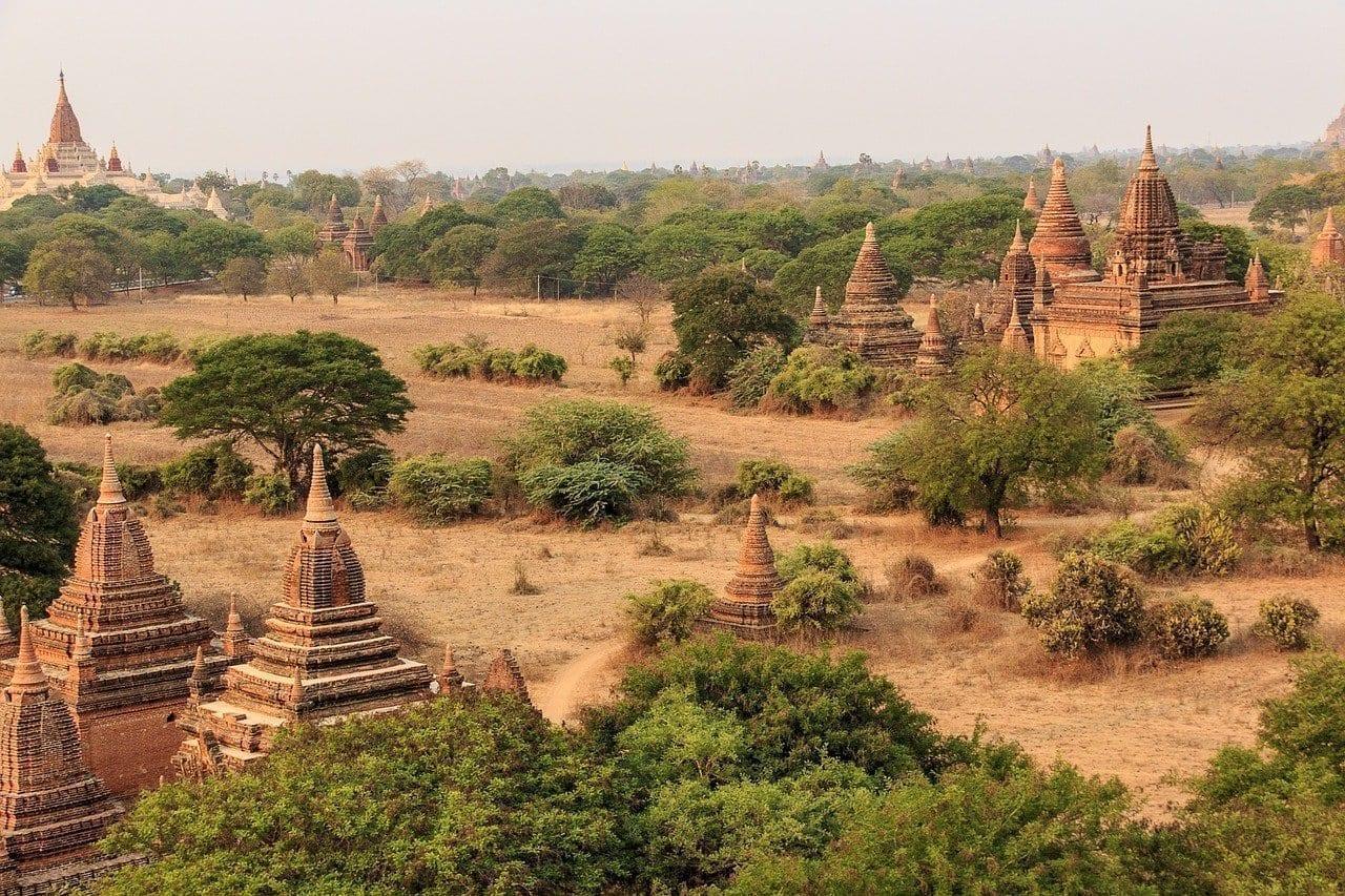 Birmania Myanmar De Viaje