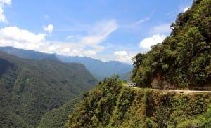 Bolivia Vacaciones Viaje Por Carretera