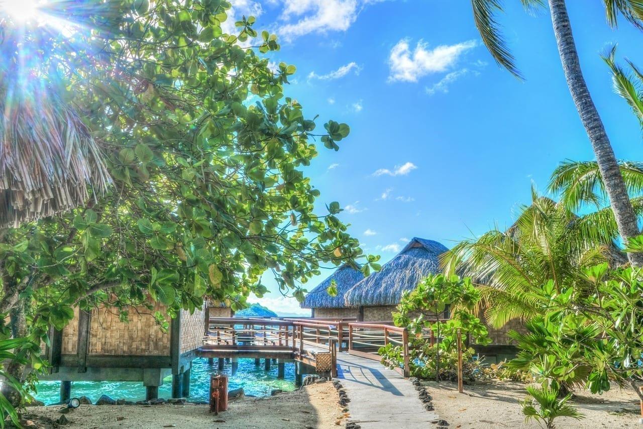 Bora Bora Polinesia Francesa Pacífico Sur