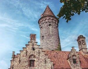 Brujas Bélgica Históricamente