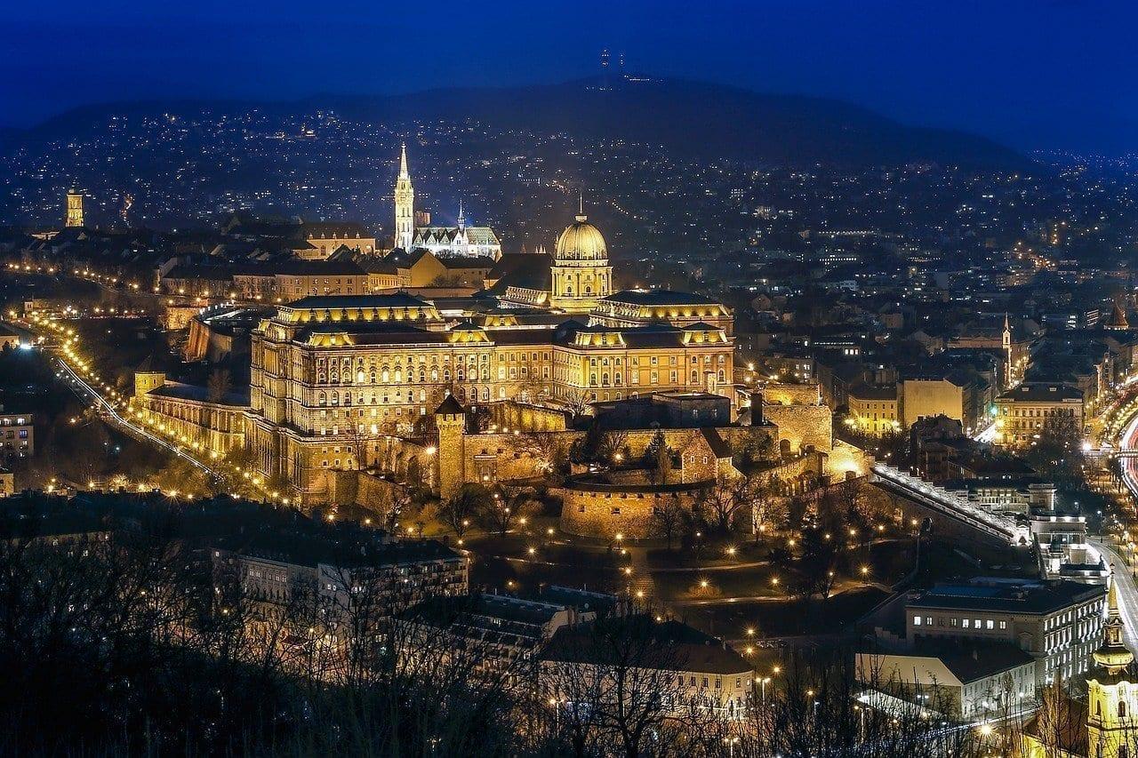 Budapest Europa Hungría