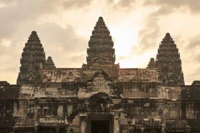 Camboya Siem Reap En