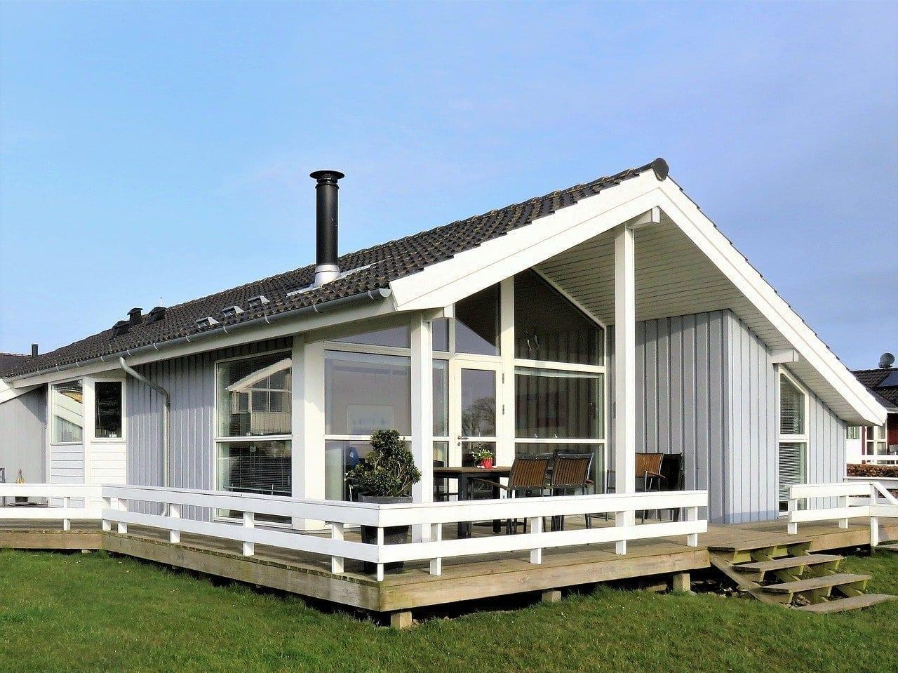Casa De Vacaciones Escandinavo Casa Dinamarca