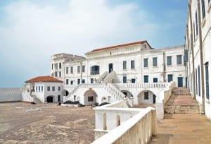 Castillo Cape Coast Ghana