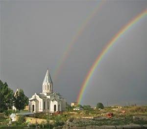 Catedral de Ghazanchetsots Azerbaiyán