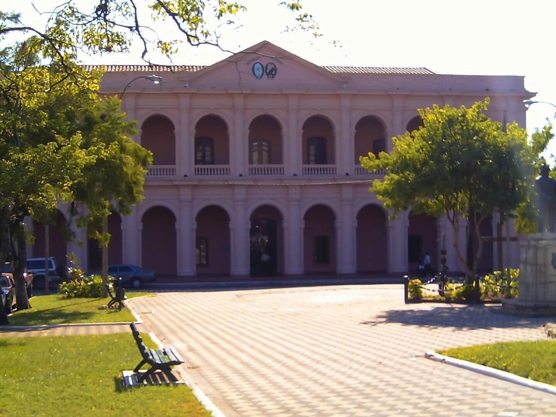 Centro Cultural El Cabildo Paraguay