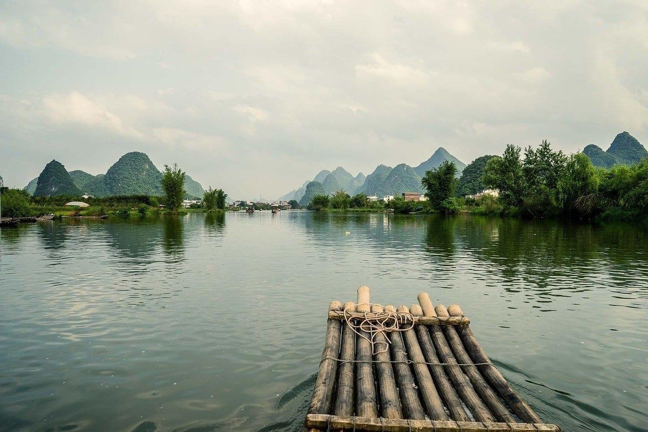China Guilin De Viaje