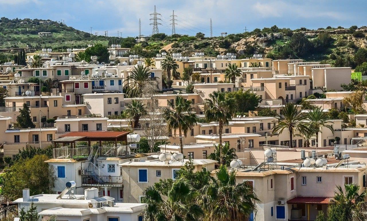Chipre Protaras Apartamentos