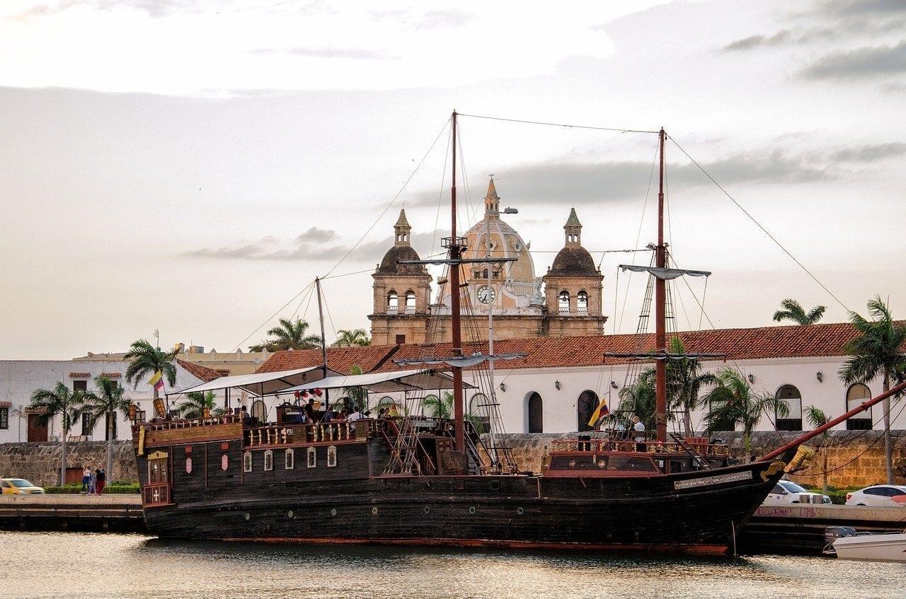 Colombia El Caribe Cartagena