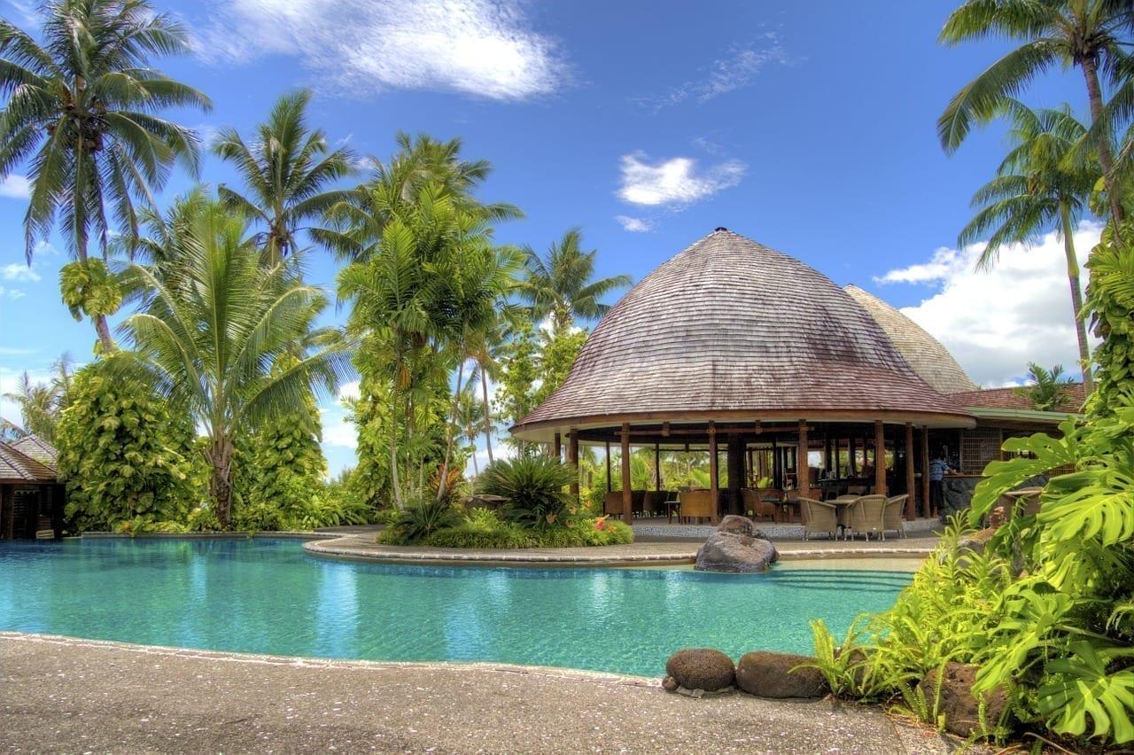 Complejo Samoa Piscina