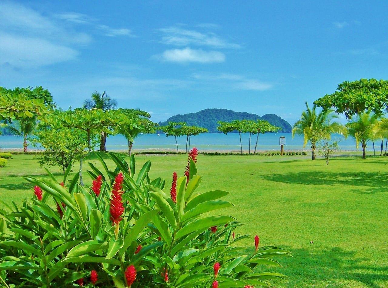 Costa Rica Playa Al Aire Libre