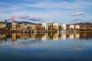 Linz De La Ciudad Austria