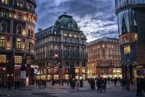 Viena Austria Ciudad
