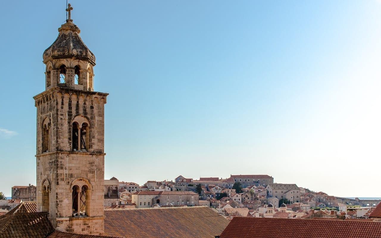Croacia Antigua Ciudad