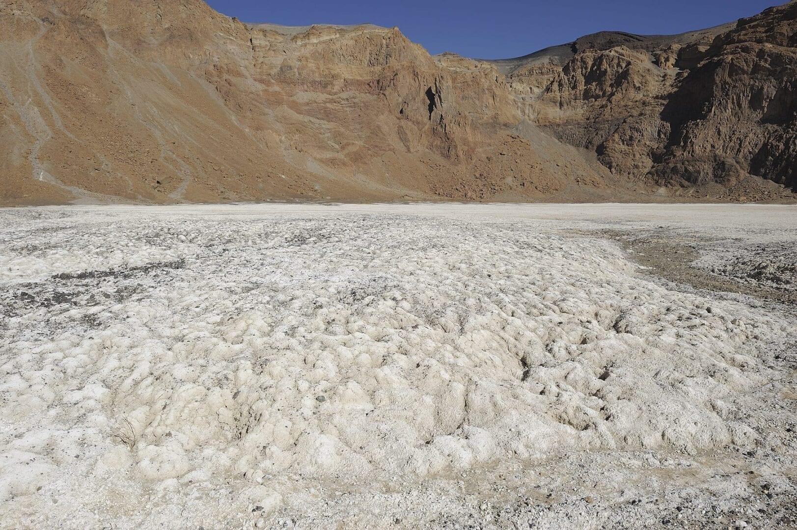 Dentro del cráter de Emi Koussi. Chad