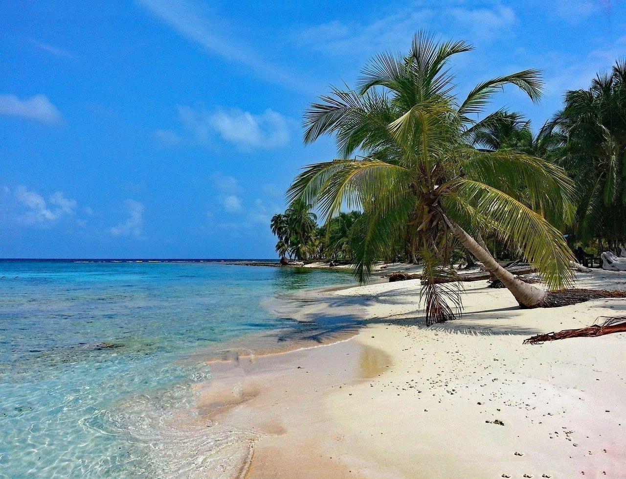 Diablo Isla San Blas Panamá