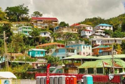 Dominica Roseau Caribe