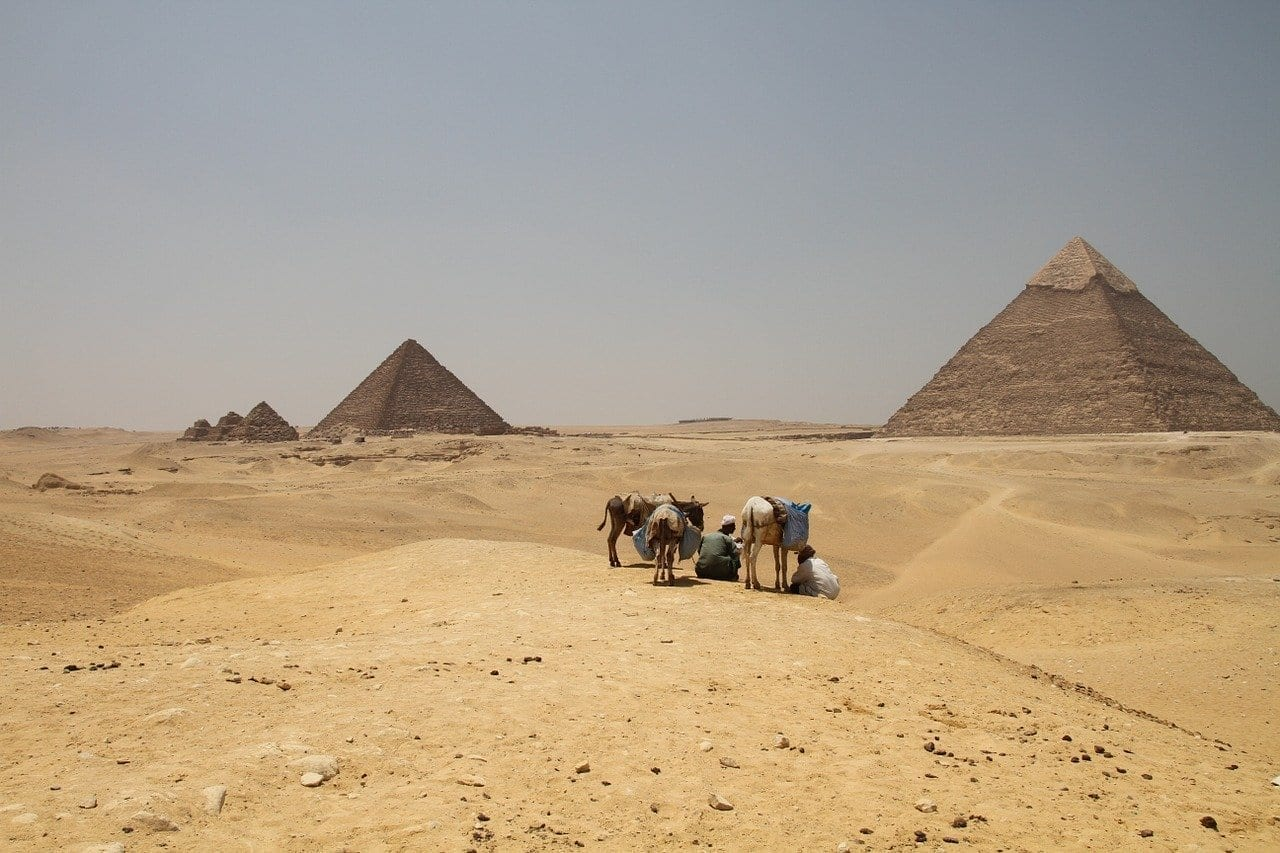 El Cairo Egipto Egipcio
