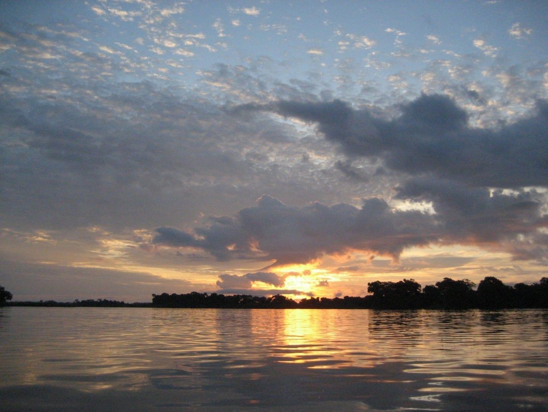 El poderoso río Congo Congo (Rep. Dem.)