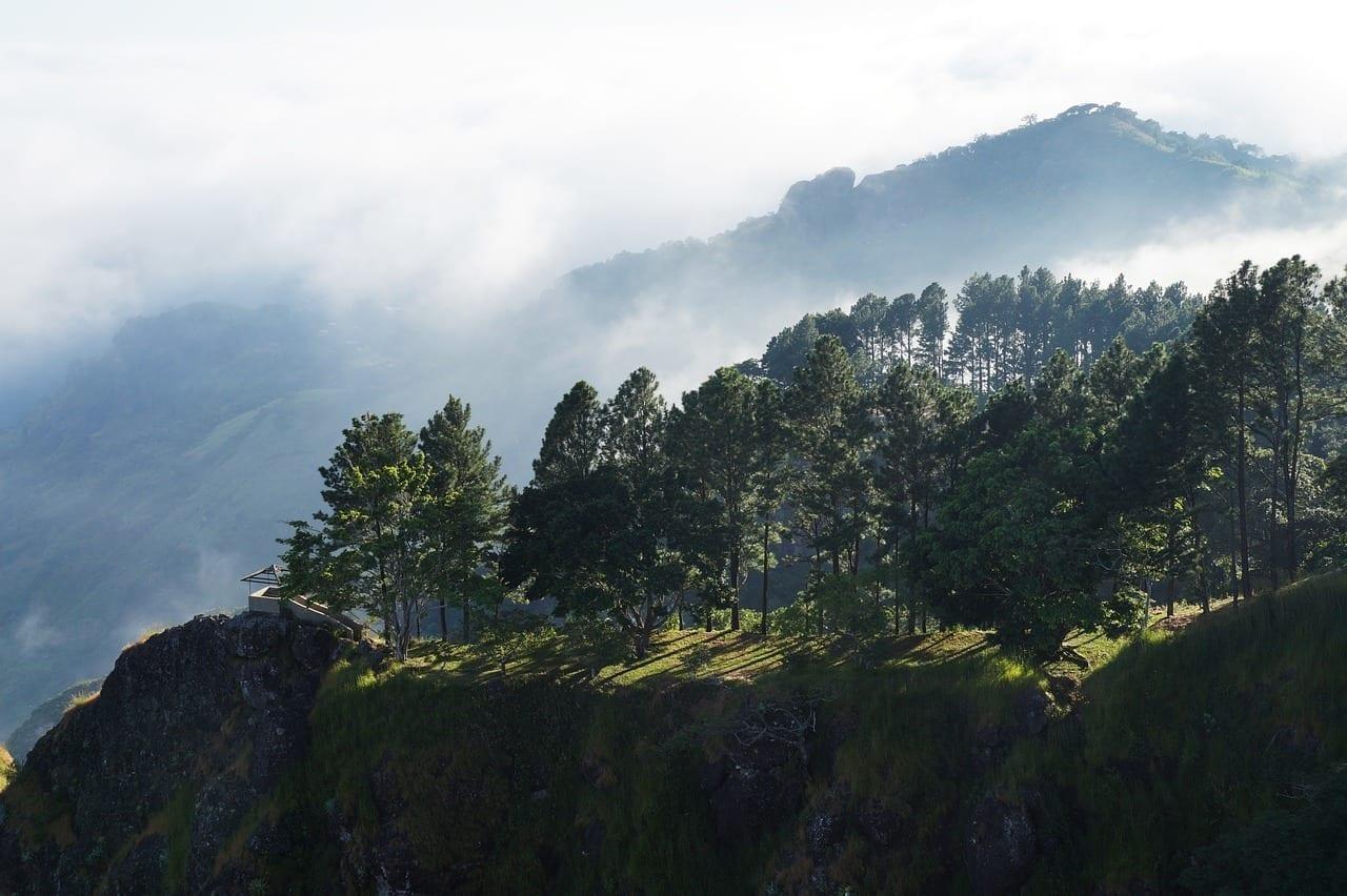 El Salvador Cerro El Chulo Montañas