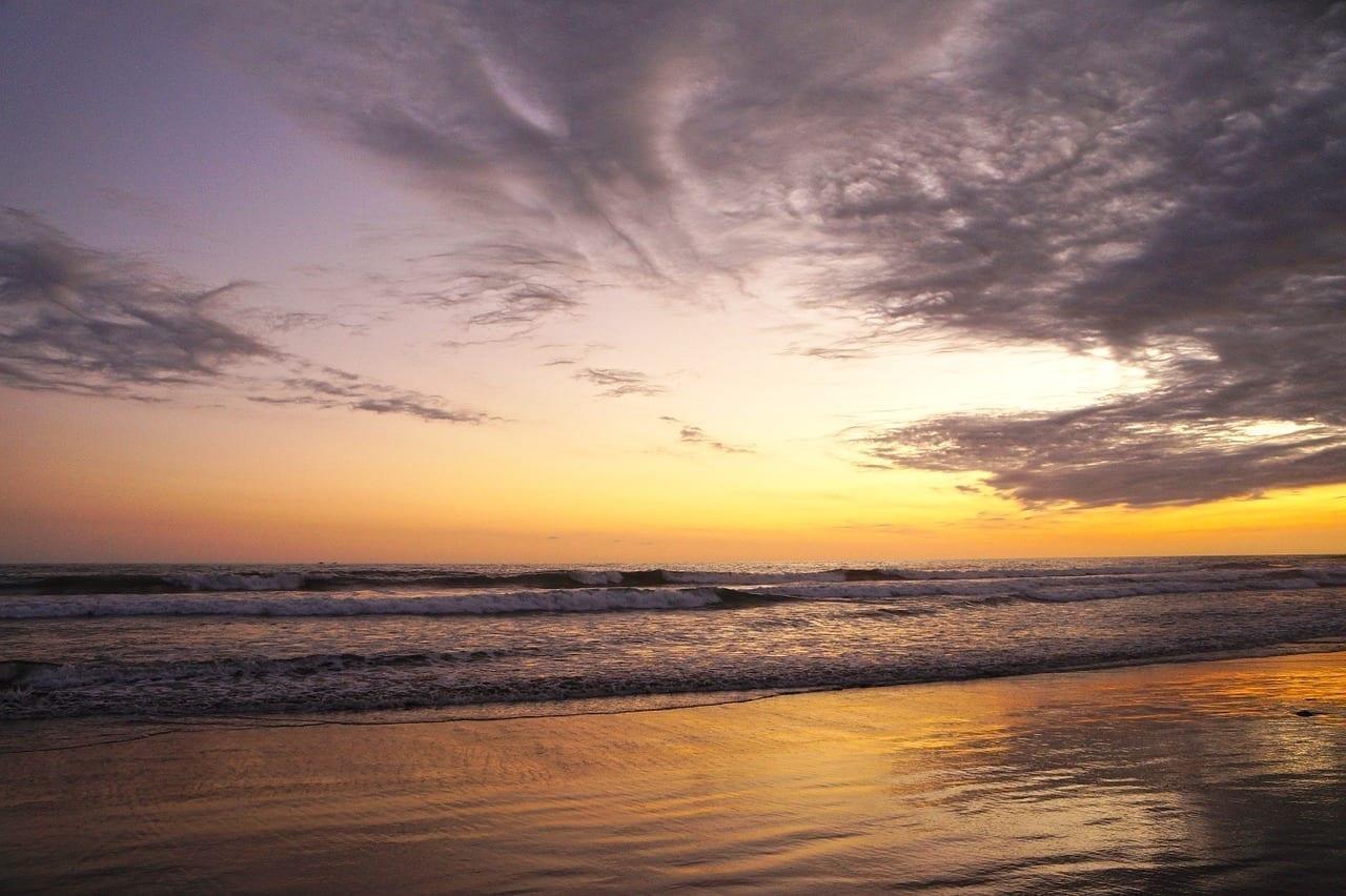 El Salvador Playa La Libertad