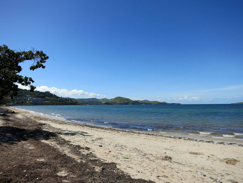 Ela Beach en Port Moresby Papúa Nueva Guinea