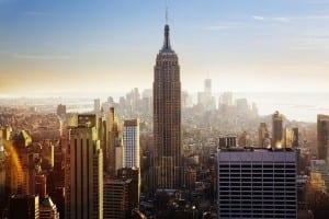 Empire State Building Estados Unidos Ciudad De Nueva York
