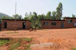 Escuela en Gitega, Burundi Burundi