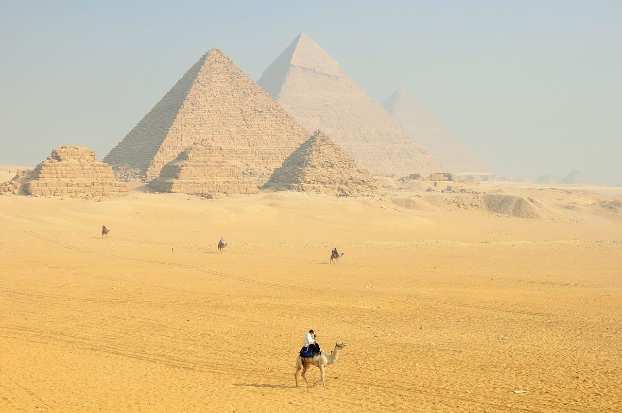 Esfinge Egipto Jeroglíficos