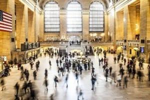 Estación Central Nueva York Ciudad De Nueva York