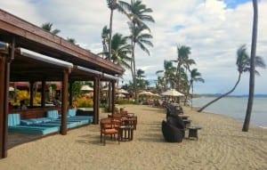 Fiji es un destino popular de vacaciones. Fiyi