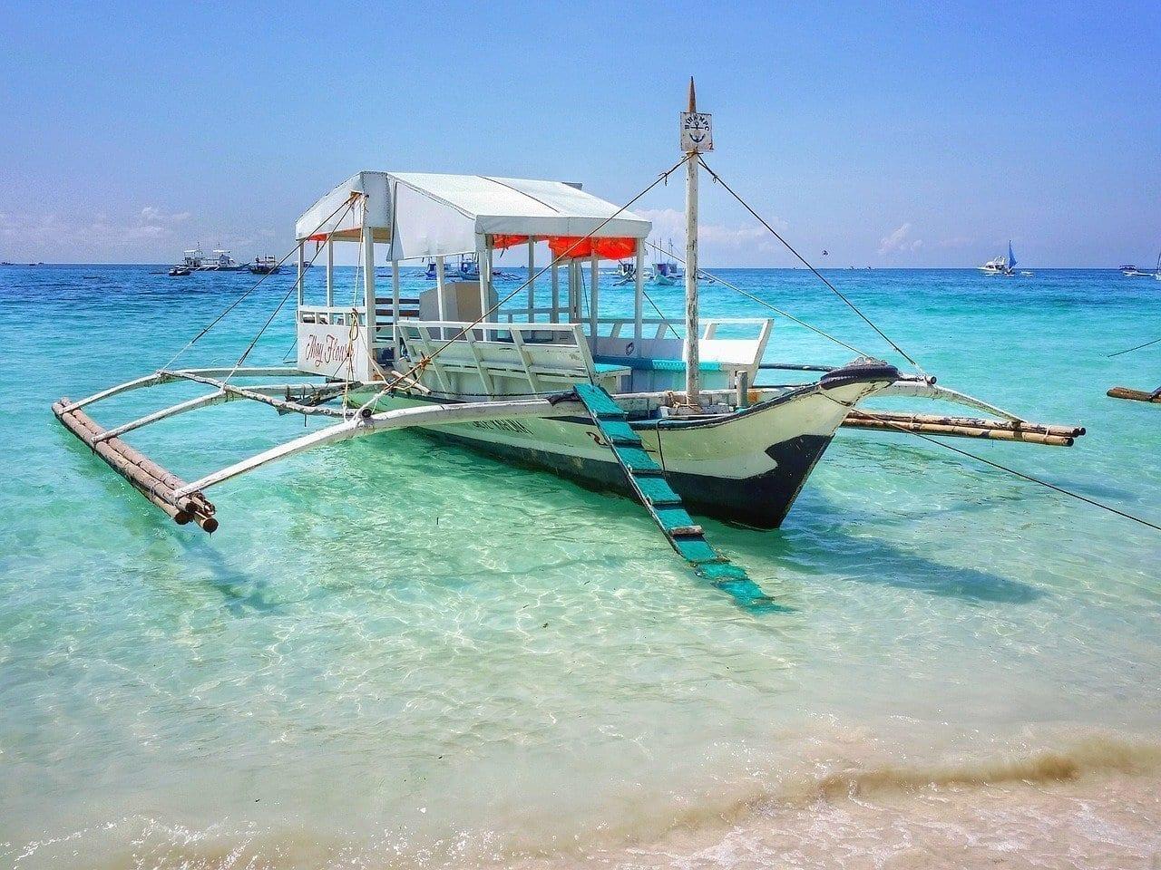 Filipinas Boracay Playa Blanca