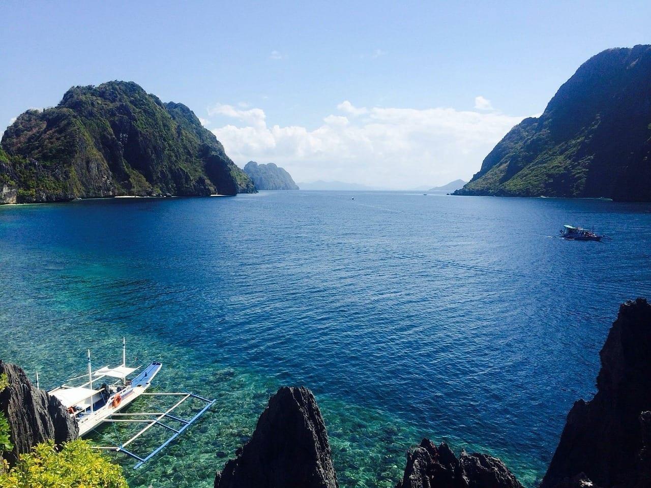Filipinas Océano Verano