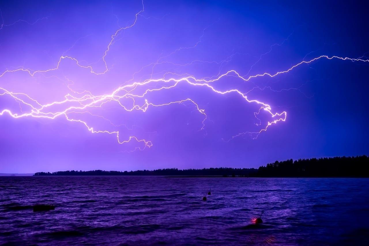 Finlandia Tormenta Clima
