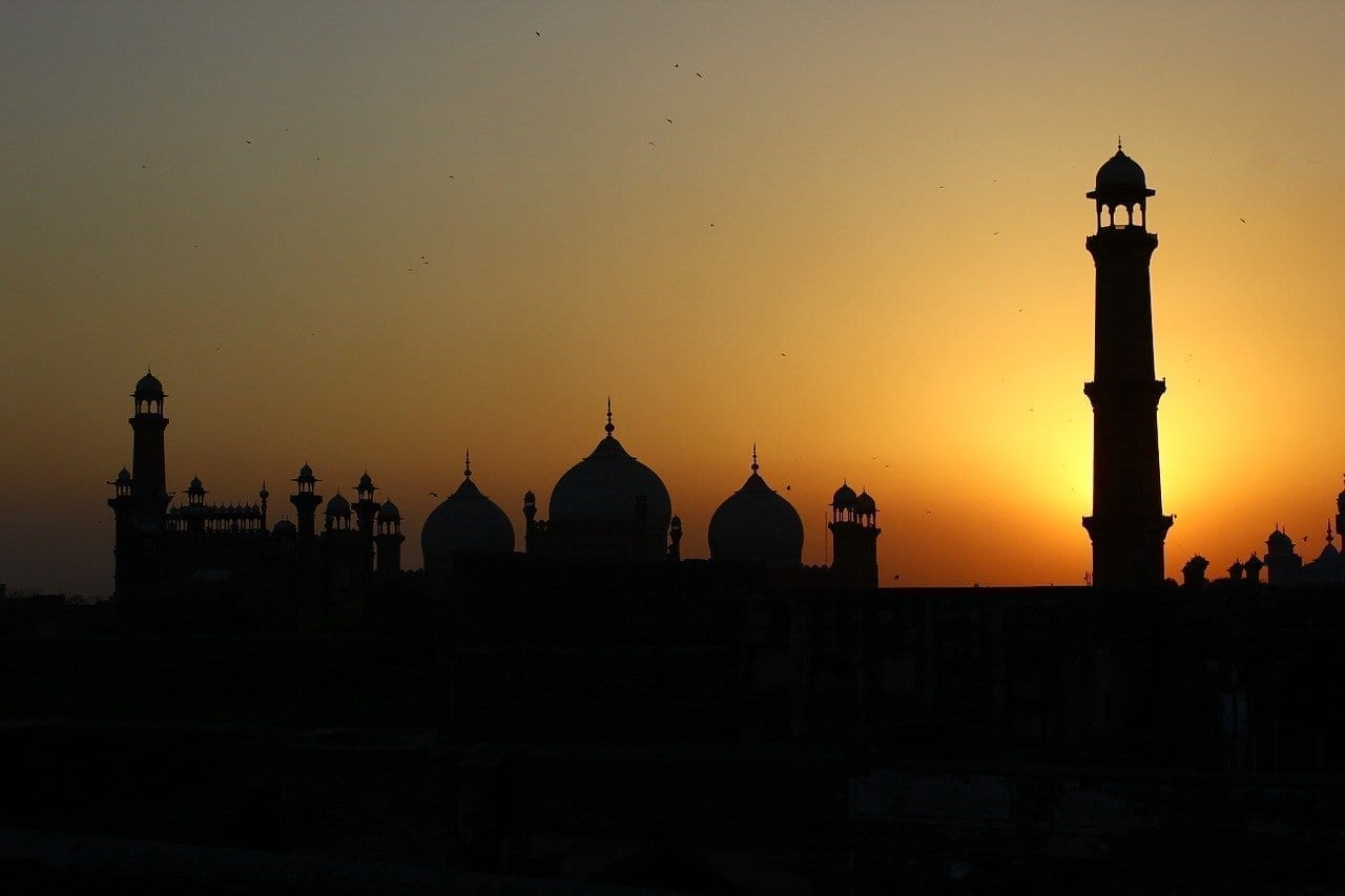 Fuerte Lahore Pakistán