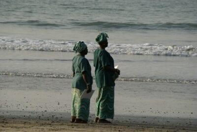 Gambia Playa áfrica