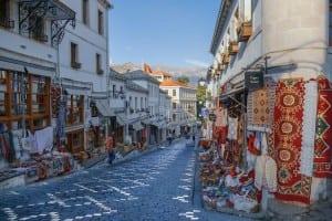 Gjirokastër Albania Ciudad