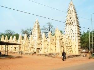 Gran Mezquita de Bobo-Dioulasso Burkina Faso