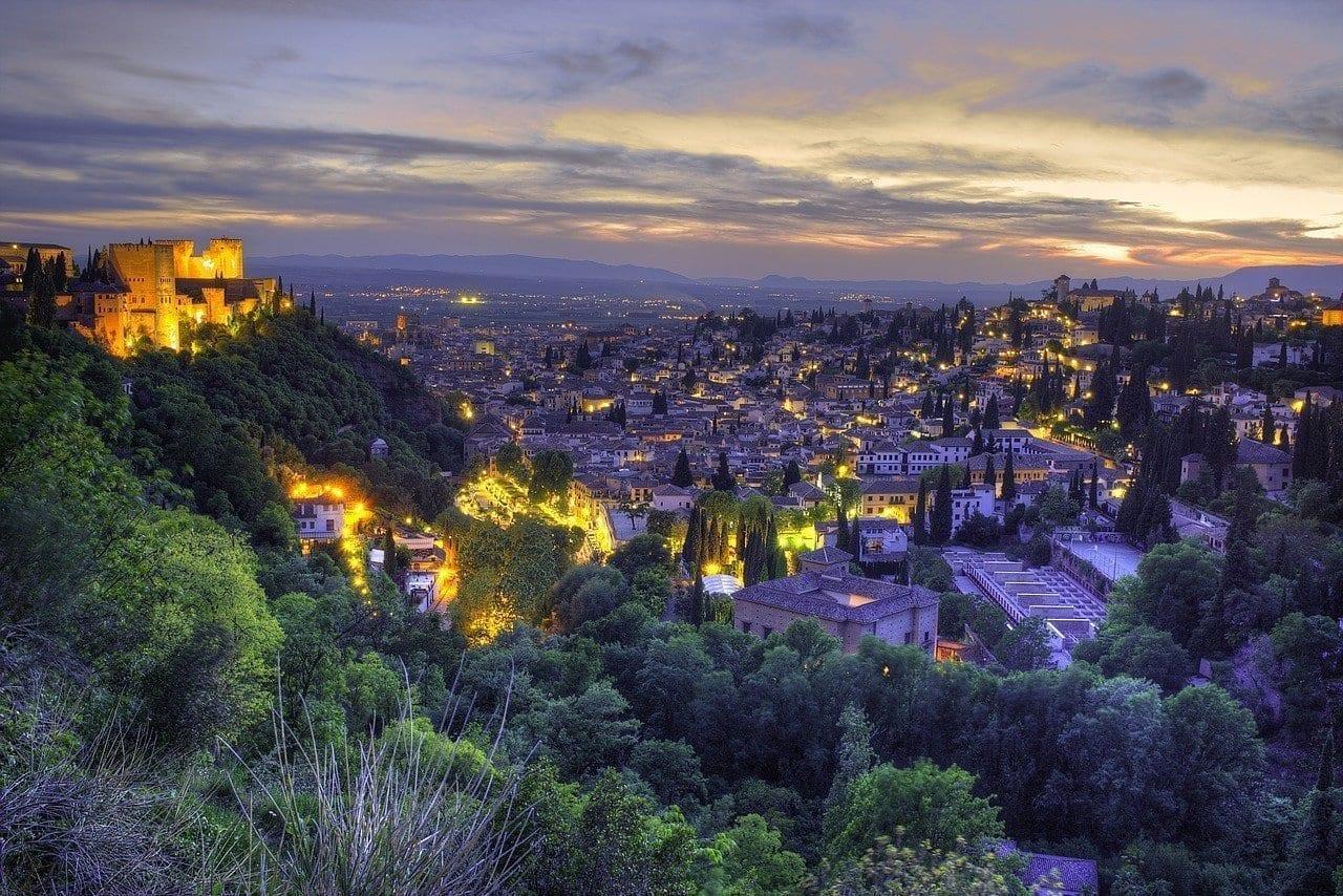 Granada España Andalucía