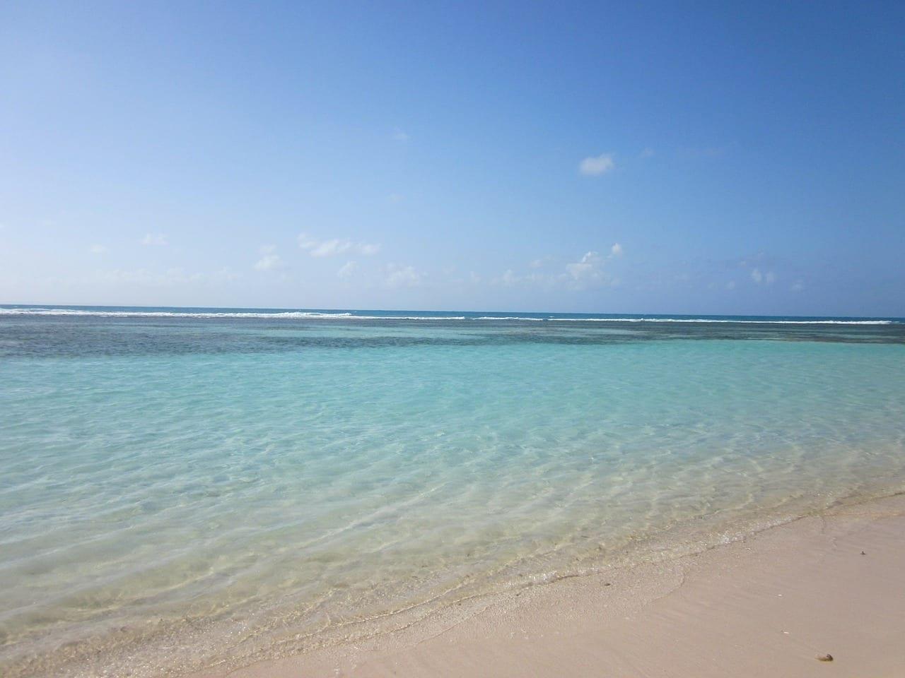 Guadalupe Caribe Las Antillas Menores