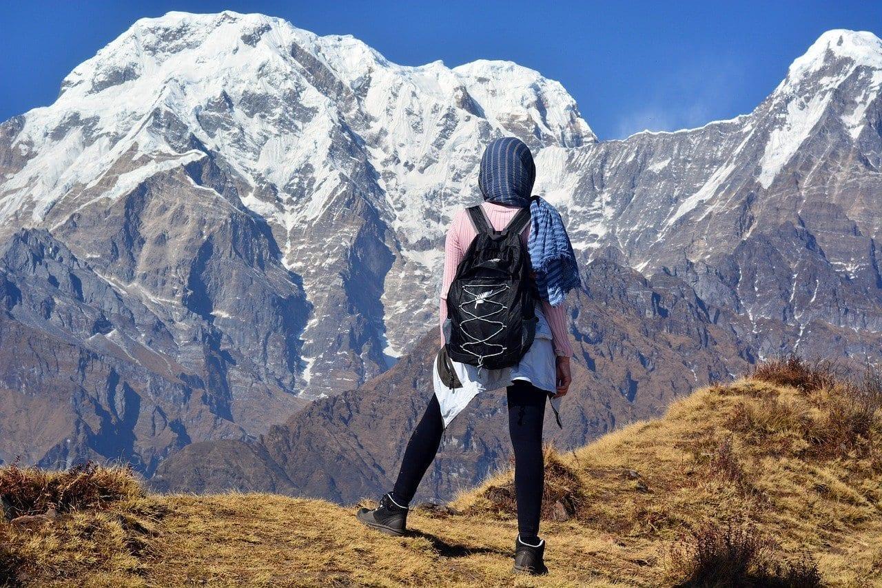 Himalaya Nepal Mujer