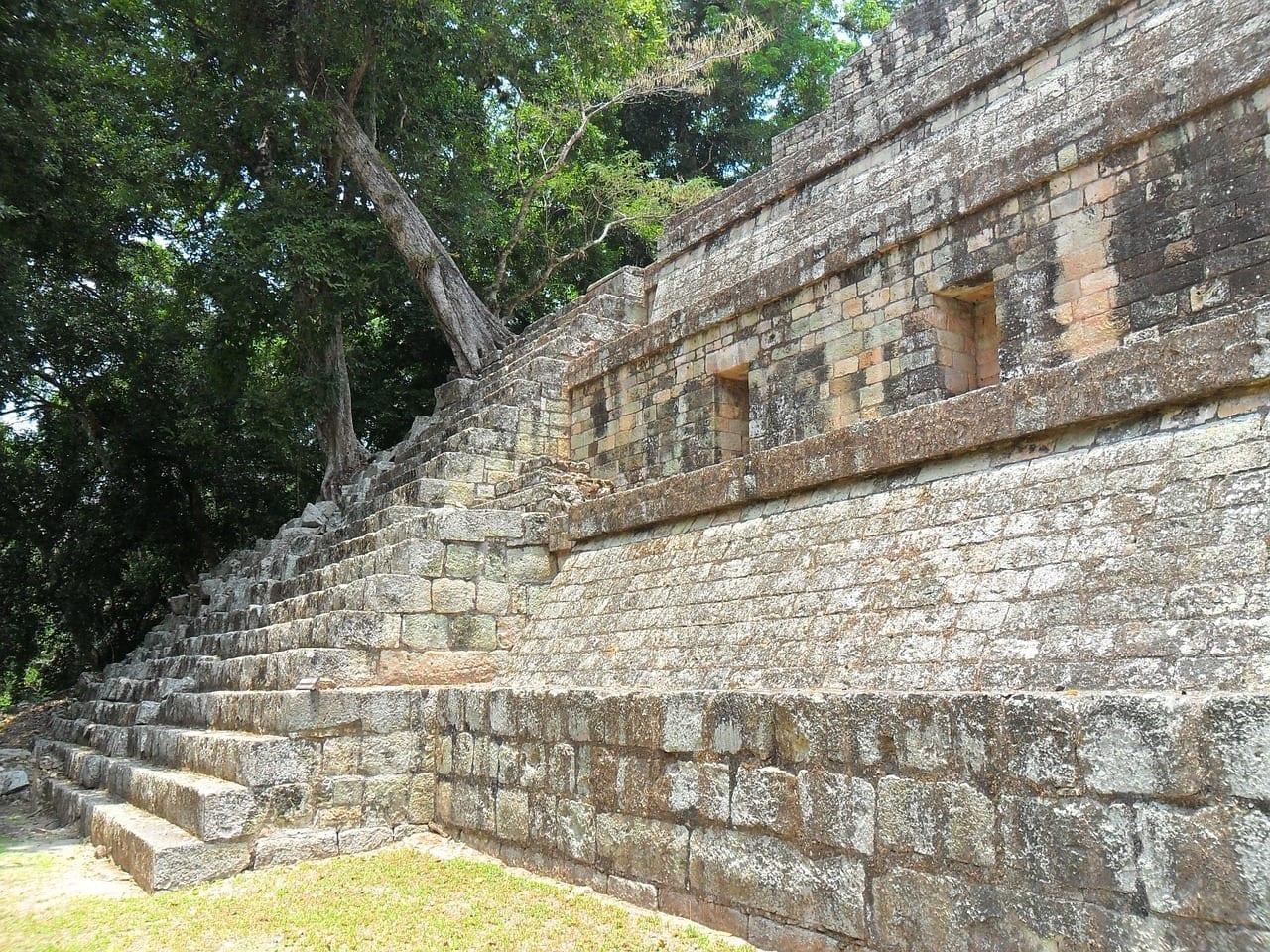 Honduras Turismo Ruinas