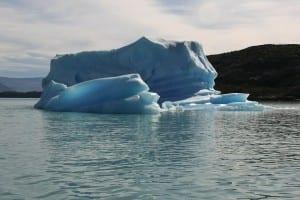 Iceberg Argentina Mar
