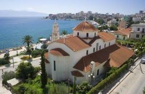 Iglesia Albania Playa