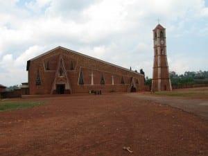 Iglesia de Gitega Burundi