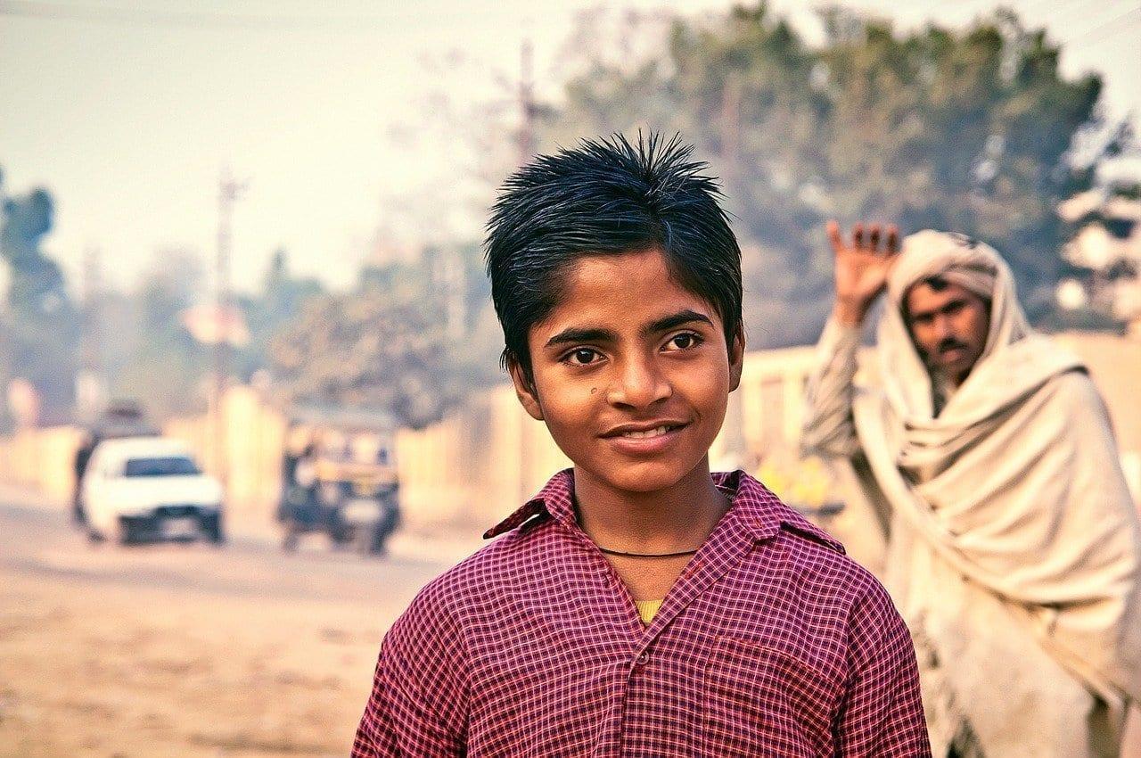 India Niño Masculina