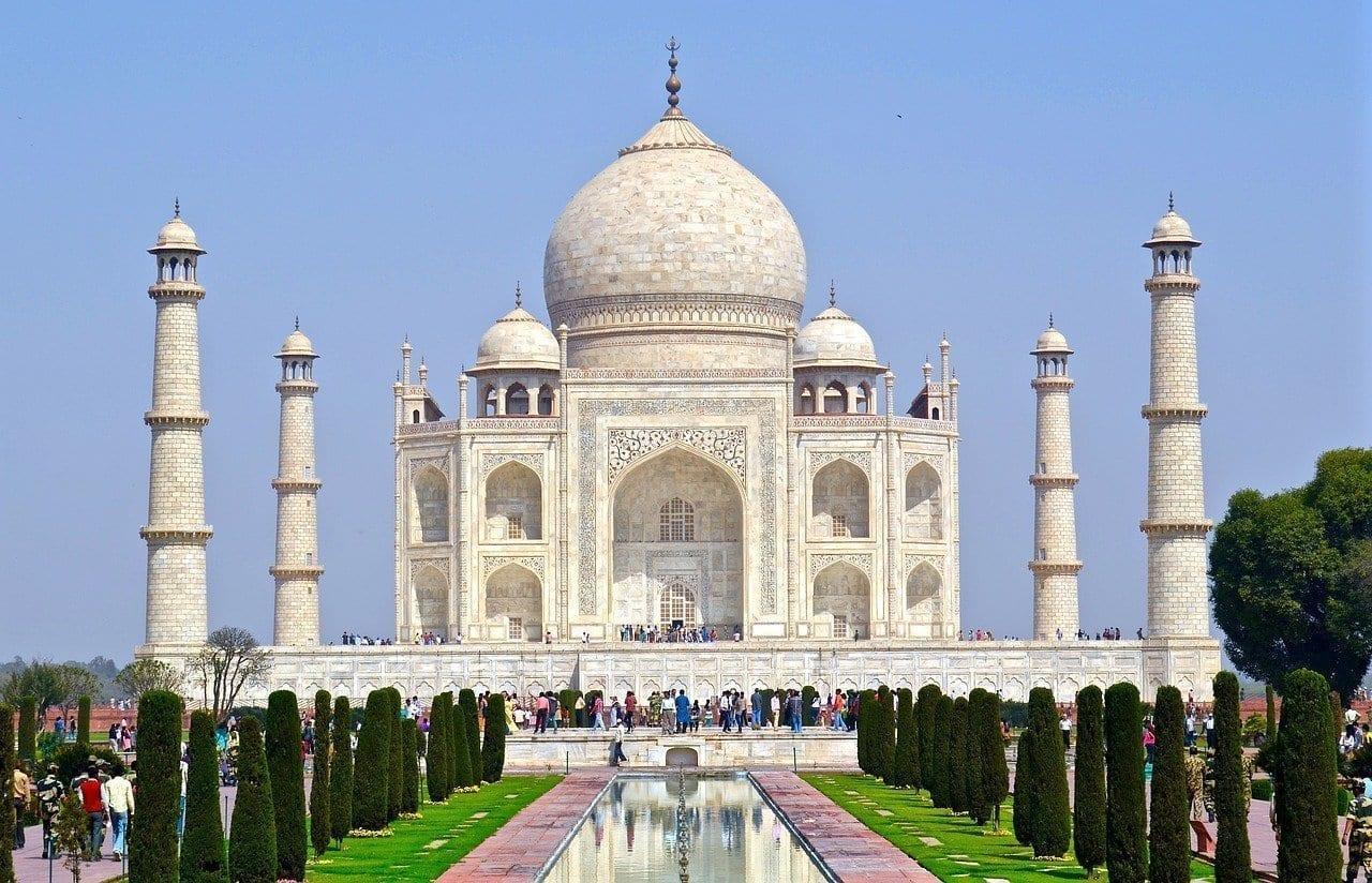 India Taj Mahal Agra