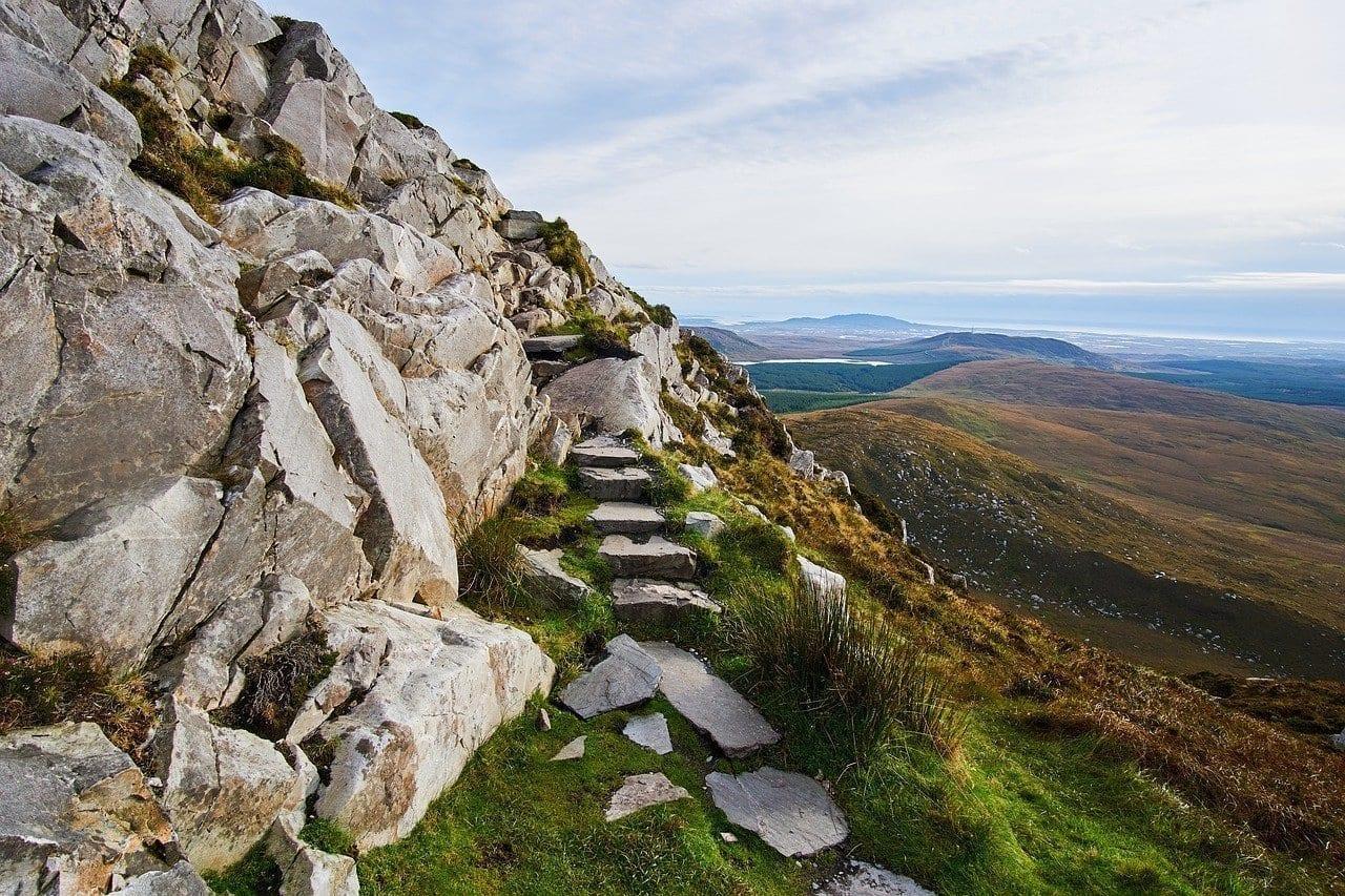 Irlanda Connemara La Naturaleza